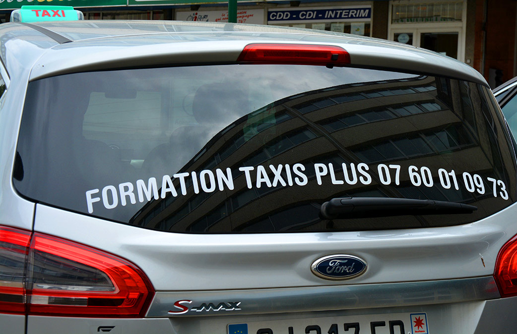formation taxis plus
